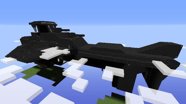 UFBS-010 ヘイムダル級 宇宙戦艦