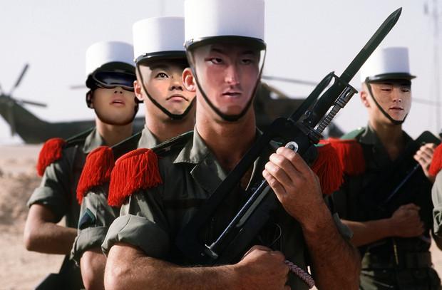 フランス人外部隊