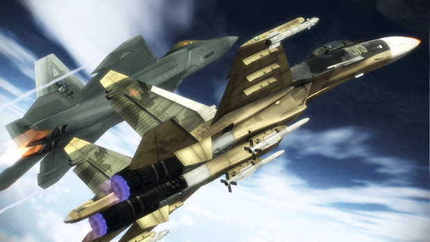 ACE COMBAT 04 【 if 】