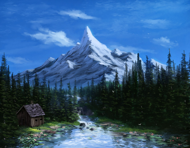 雪山のために まっこう4 さんのイラスト ニコニコ静画 イラスト