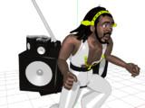 【MMD】ジャマイカからやってきた金剛型1番艦 Hey! So? セット追加