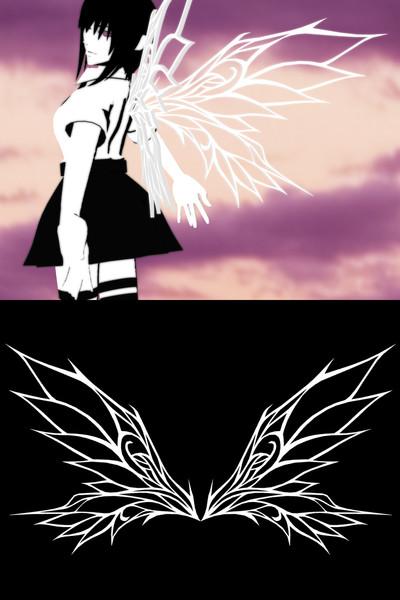羽と翅_ver1.1