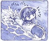 九三式酸素魚雷型ボートに乗る北上さま