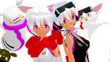 【惡音キンVer3.00配布】帽子猫ベティVer3、新キャラのメロディとAIM-01も同時配布