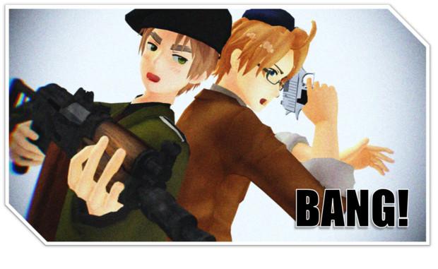 BANG! ①