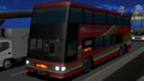 【MMDバス】エアロキング(BKG-66JS)配布