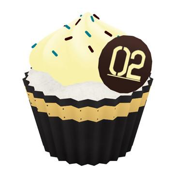 鏡音レンのカップケーキ_ver1.1