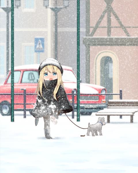 冬服金髪幼女が正義