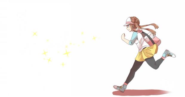 面影を追う
