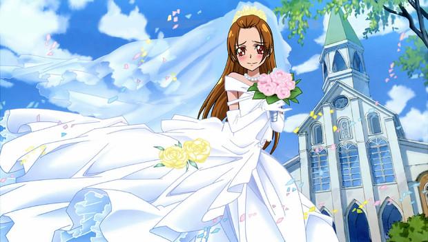 花嫁 亜久里ちゃん