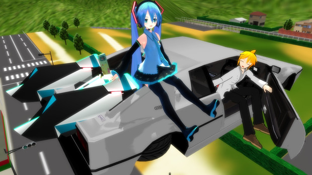 BACK TO THE HATSUNE MMEversion