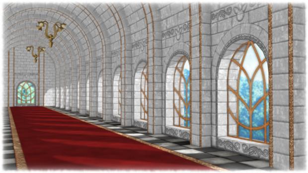 出口のない廊下