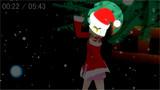サンタ帽(物理入り)配布