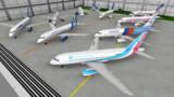 【第四回】スホーイ・スーパージェット100【MMD航空祭】