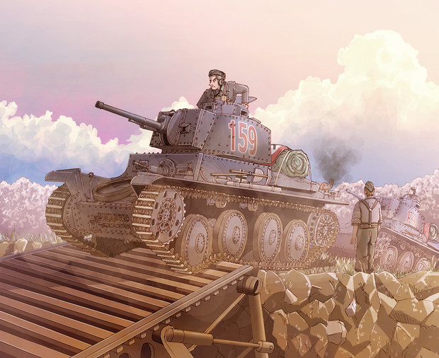 38(t)戦車