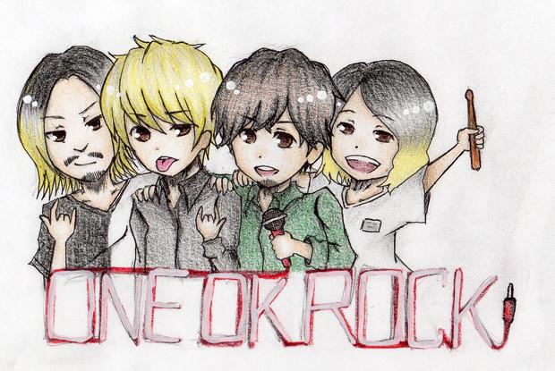 One Ok Rock 髑 W 髏 さんのイラスト ニコニコ静画 イラスト