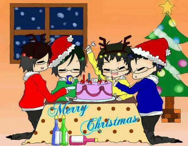 MerryChristmas!!湯豆腐パーティー