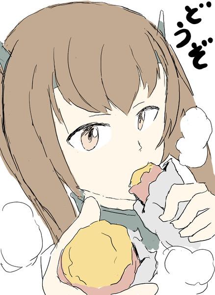大鳳さんはお芋がお好き