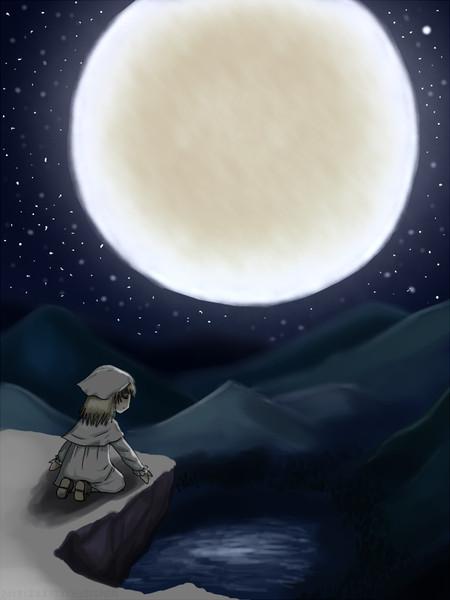 月との対話