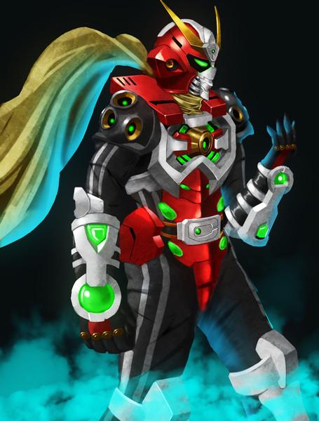 超人サイバーZ2号
