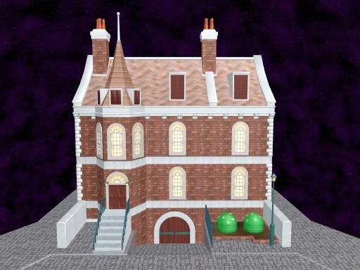 英国風ハウス