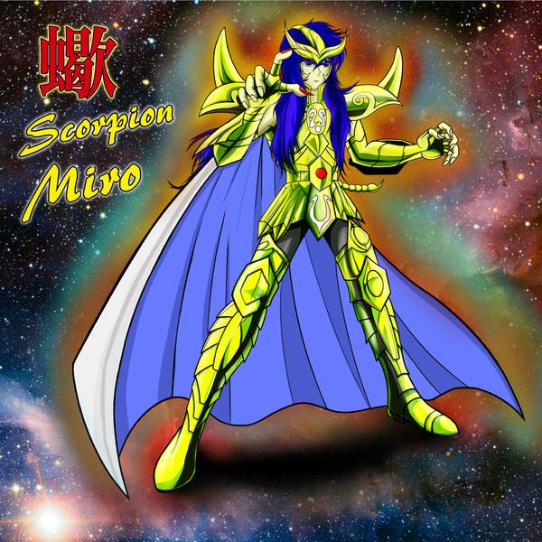 黄金聖闘士 ~スコーピオンのミロ~