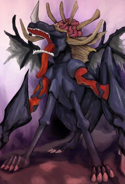 インフェルニティ・デス・ドラゴン亜種