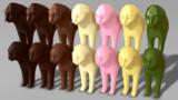 T_ChocolateShader Ver1.0 公開 バリエーション追加