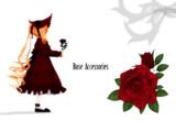 薔薇アクセサリ配布