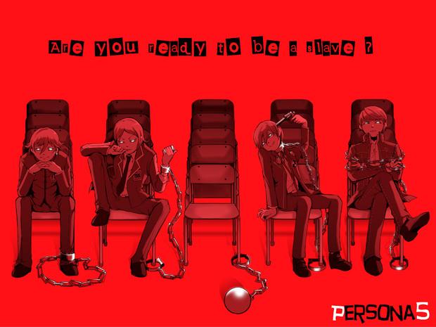 【P5】5番目の椅子にようこそ