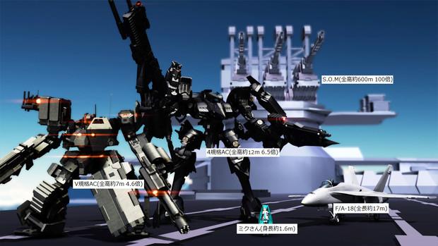 【モデル配布】スピリットオブマザーウィルIK追加版【歩行モーション付属】
