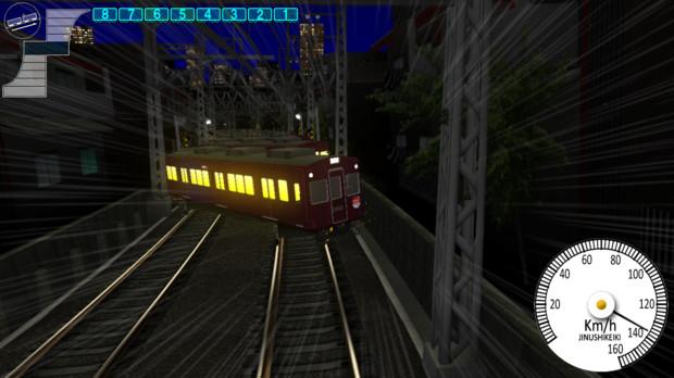 阪急電鉄~奇跡の一枚 三十二輪ドリフト~
