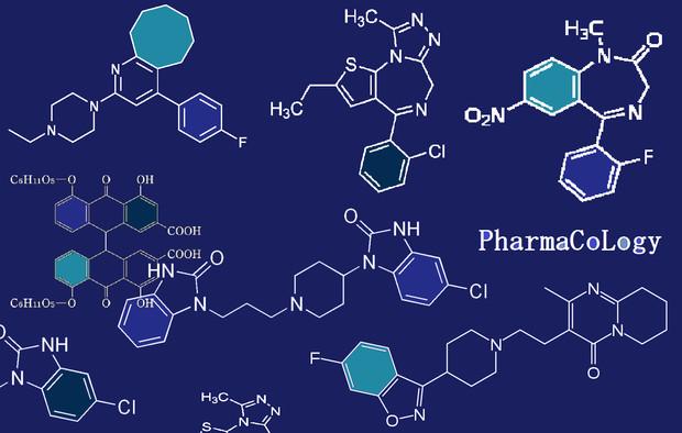 薬品の化学。