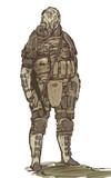 スキマ兵士