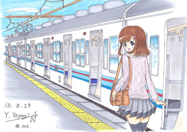 秩父鉄道1000系