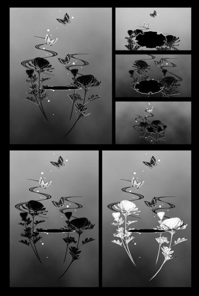 02_菊と蝶のステージ_ver2