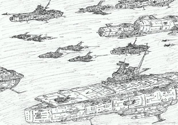アメリカ航空機動艦隊