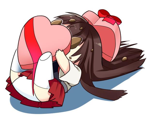 赤城のバレンタイン