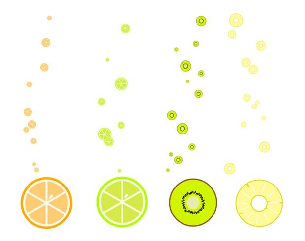 フルーツブラシ まれよん さんのイラスト ニコニコ静画 イラスト