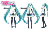 【モデル配布】REMmaple式HatsuneMikuV3 Ver1.0.0