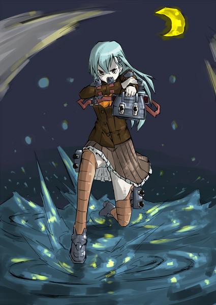 鈴谷さん(夜戦)