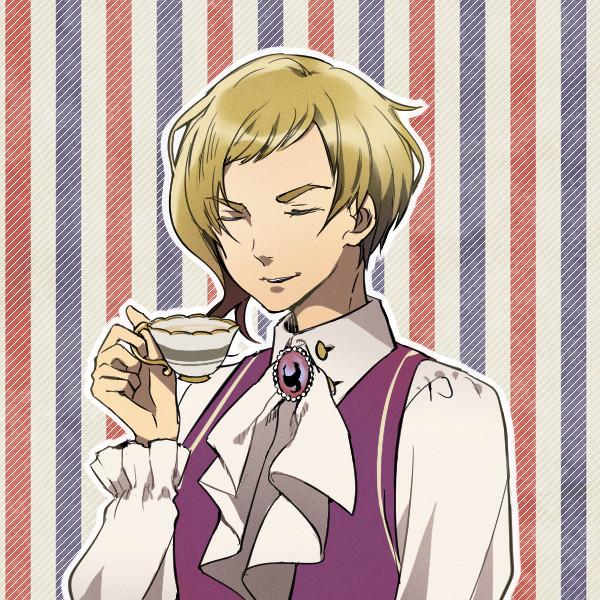 神機の輝きを強める紅茶