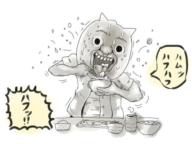 炊き立てホカホカのご飯マジうめえwwww