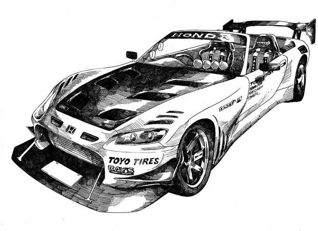 ホンダ S2000 オリジナルエアロ