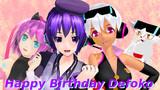 Happy Birthday DEFOKO!