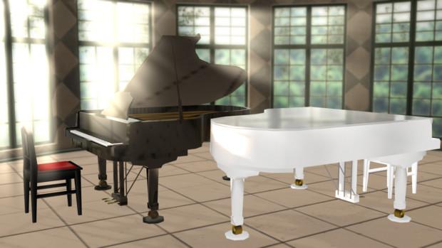 PMXピアノ