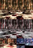 【MMDステージ】サーカス(廃墟?)風ステージ