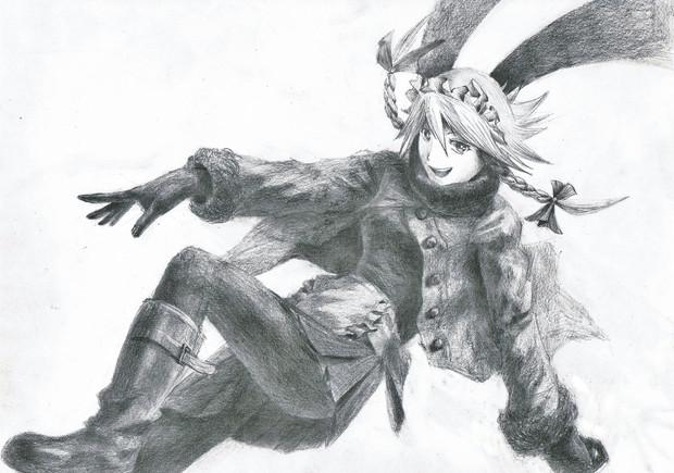 東方鉛筆録-冬の寒い日-