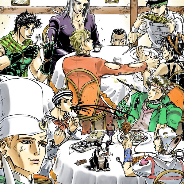 イタリアンを食べに行こう たーけん さんのイラスト ニコニコ静画