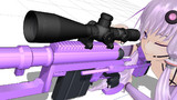 【MMD】Leupold Mark8 3.5-25x56mm M5B2【配布】